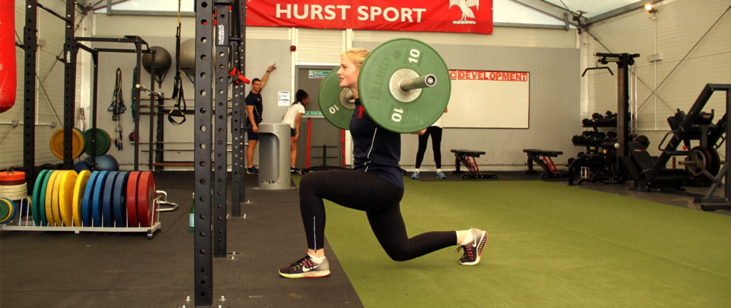 Sixth form sport - strength and conditioning