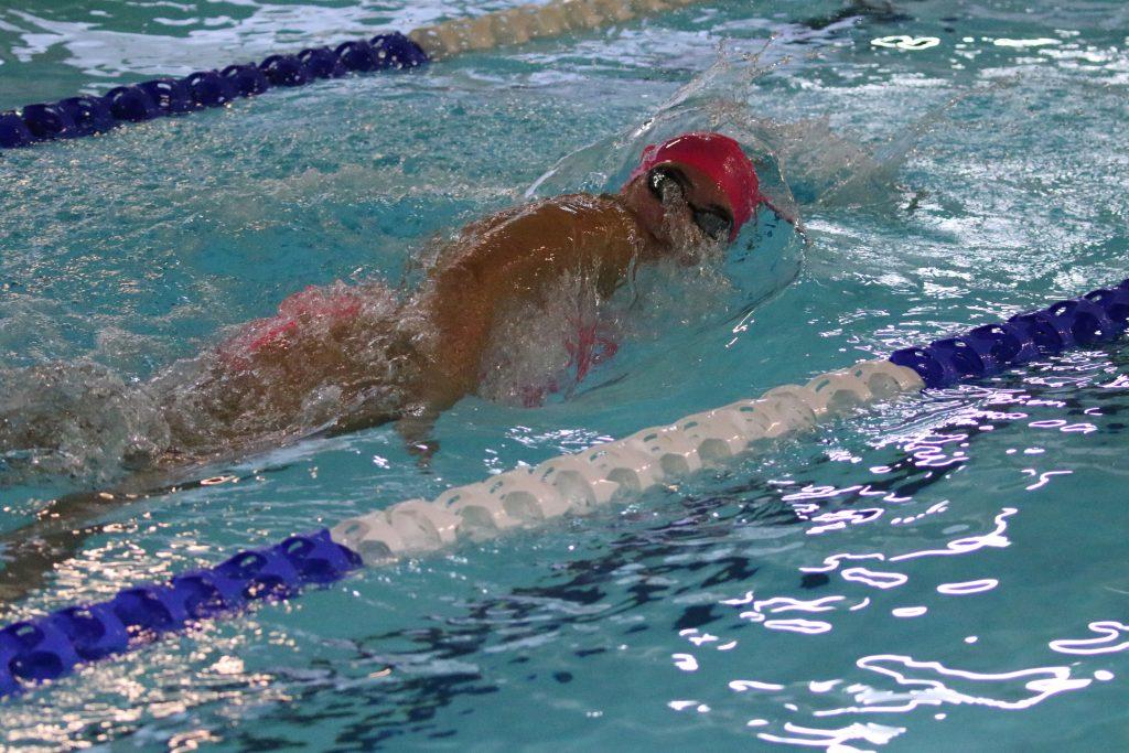 Senior school sport - Swimming