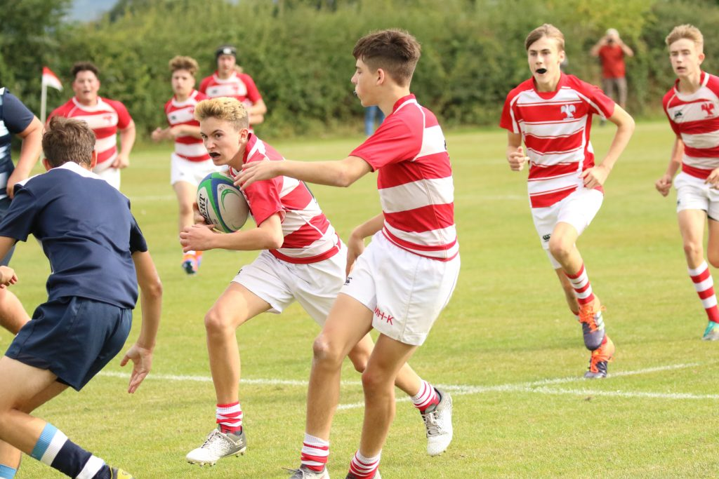 Sixth form sport - rugby