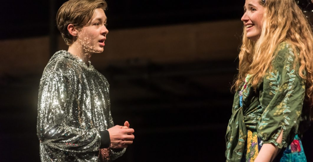 Hurst College, theatre, Romeo and Juliet, performance, 2019